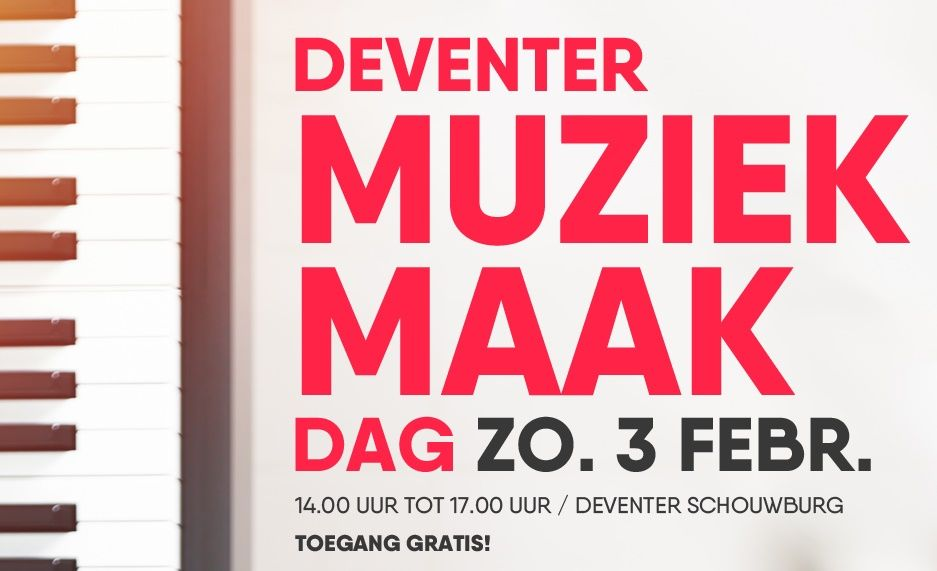 Deventer MuziekMaak Dag